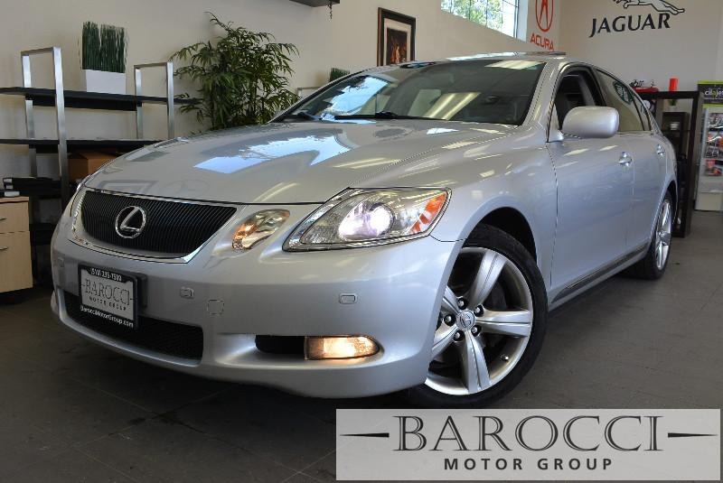 2007 Lexus GS 350 Base 4dr Sedan 6 Speed Auto Silver ABS 4-Wheel Air Conditioning AM FM Stereo