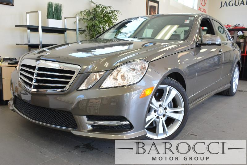 2013 MERCEDES E-Class E350 Luxury 4dr Sedan 7 Speed Auto Gray Traction Control Electronic Stabi