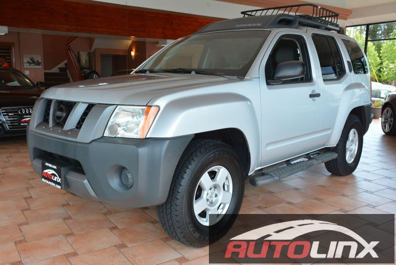 2005 Nissan Xterra 6 4D Utility 5-Speed Automatic  Silver Gray 4WD Silver Bullet You NEED to