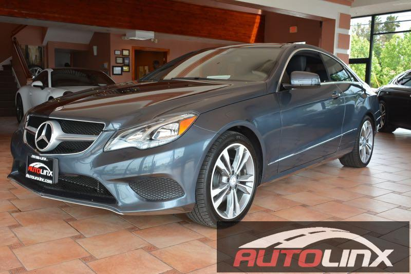 2014 MERCEDES E-Class C 7-Speed Automatic Gray Get ready to ENJOY Theres no substitute for a Me