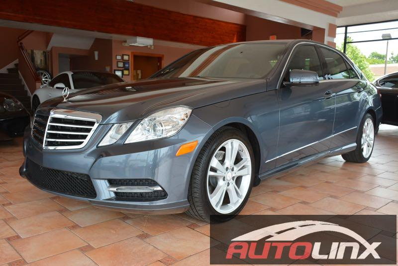 2013 MERCEDES E-Class E350 Luxury 4dr Sedan 7 Speed Auto Gray In a class by itself ATTENTION