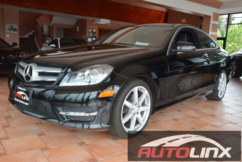 2013 MERCEDES C-Class C250 7-Speed Automatic Black Bluetooth Hands-Free Portable Audio Connect