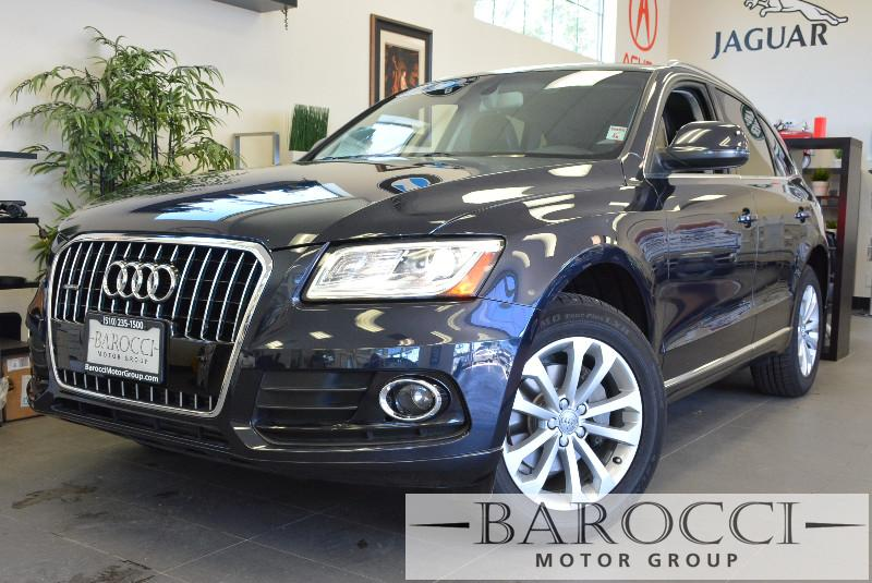 2013 Audi Q5 20T quattro Premium AWD  4dr SUV Automatic Blue Black Beautiful Q5 Quattro all wh