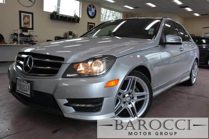 2014 MERCEDES C-Class C250 Luxury 4dr Sedan 7 Speed Auto Silver Black We are excited to offer a
