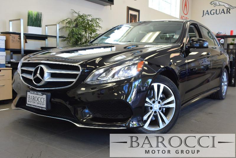 2014 MERCEDES E-Class E250 BlueTEC Sport 4dr Sedan 7 Speed Auto Black Gray Beautiful Diesel E25