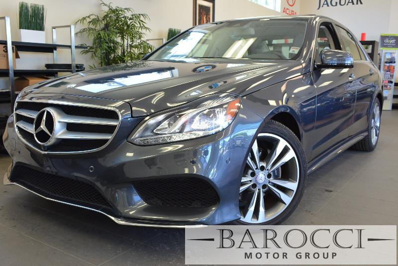 2014 MERCEDES E-Class E350 Sport 4dr Sedan Automatic Charcoal Gray Comes with the Premium 12 Pa