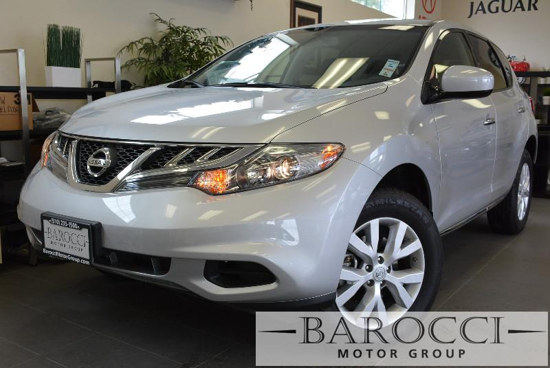 2012 Nissan Murano S 4dr SUV Automatic CVT Silver Silver ABS 4-Wheel Air Conditioning Alloy W