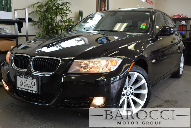 2011 BMW 3 Series 328i 4dr Sedan SULEV Automatic Black Tan This sedan comes in a beautiful colo