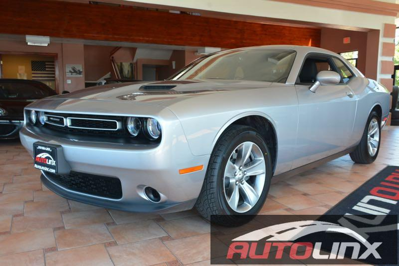 2015 Dodge Challenger Base 5-Speed Automatic Gray Black Bluetooth Hands-Free Portable Audio C