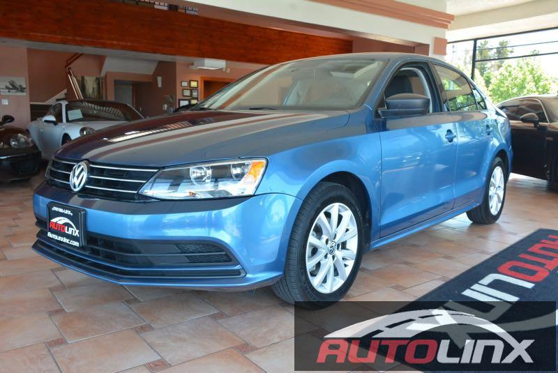 2015 Volkswagen Jetta 18T SE wPZEV Automatic 6-Speed Blue Gray Gray Turbo Your satisfaction