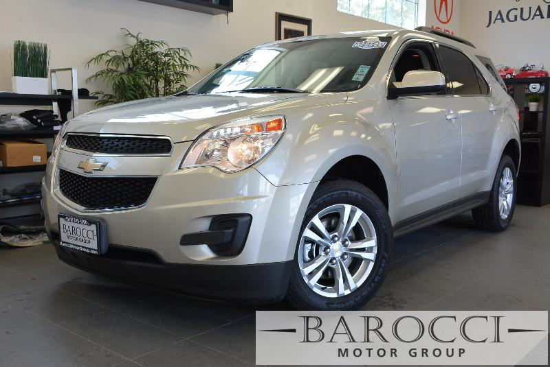 2013 Chevrolet Equinox LT 4dr SUV w 1LT Automatic Gold Beige Beautiful Equinox with unique int