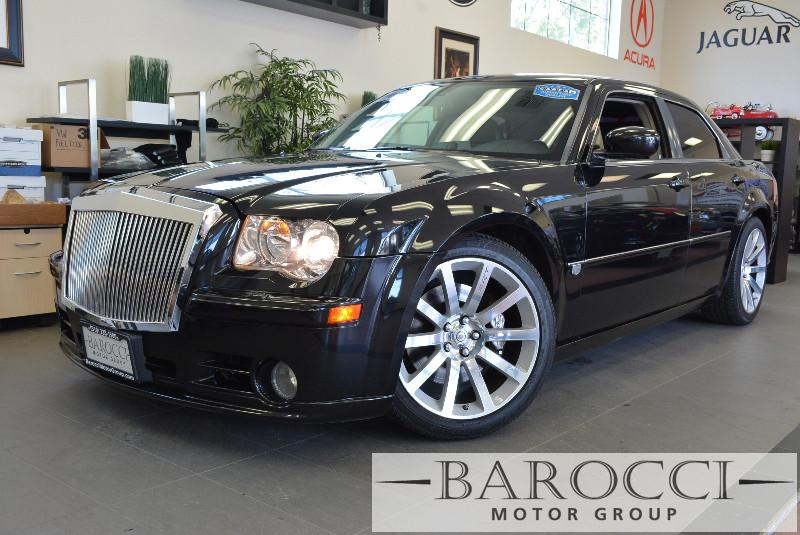 2006 Chrysler 300 SRT-8 4dr Sedan Automatic Black Black This is a beautiful vehicle in great co