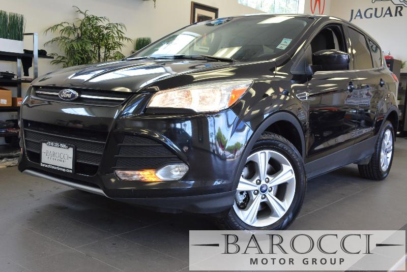 2013 Ford Escape SE AWD  4dr SUV 6 Speed Auto Black Child Safety Door Locks Power Door Locks V