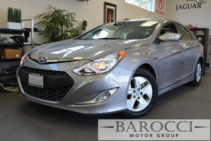 2012 Hyundai Sonata Hybrid Base 4dr Sedan 6 Speed Auto Gray Child Safety Door Locks Power Door