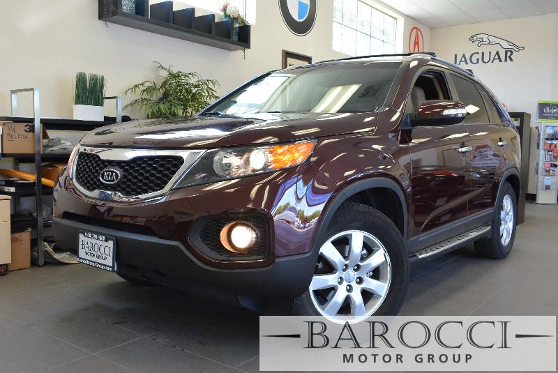 2013 Kia Sorento LX 4dr SUV I4 GDI 6 Speed Auto Maroon ABS Air Conditioning Alarm Alloy Whe