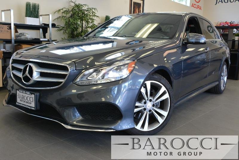 2014 MERCEDES E-Class E350 Sport 4dr Sedan Automatic Gray Black Comes with the Blind Spot monit
