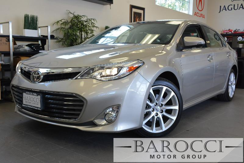 2013 Toyota Avalon Limited 4dr Sedan 6 Speed Auto Gold ABS Air Conditioning Alarm Alloy Wheel