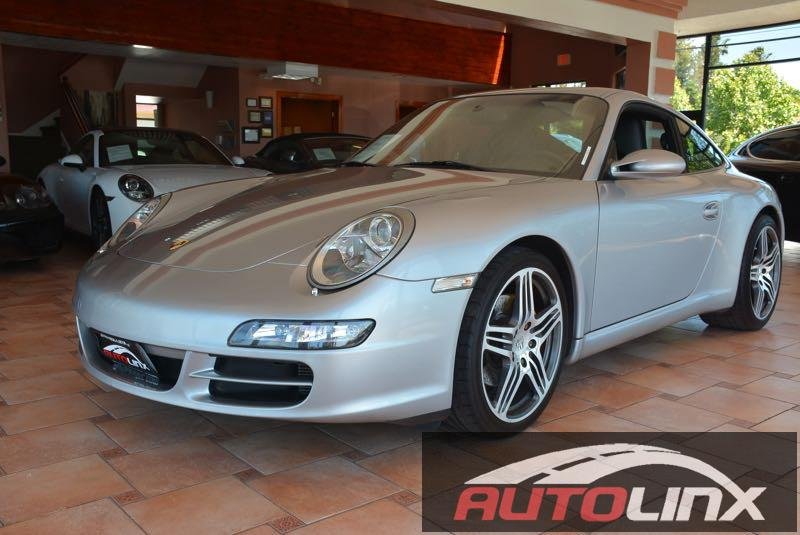 2007 Porsche 911 Carrera 6 Speed Manual Gray Gray Accident free Carfax History and Completely i
