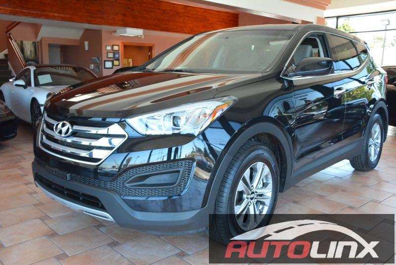 2016 Hyundai Santa-Fe Sport Automatic Black Black Theres no substitute for a Hyundai Come to A