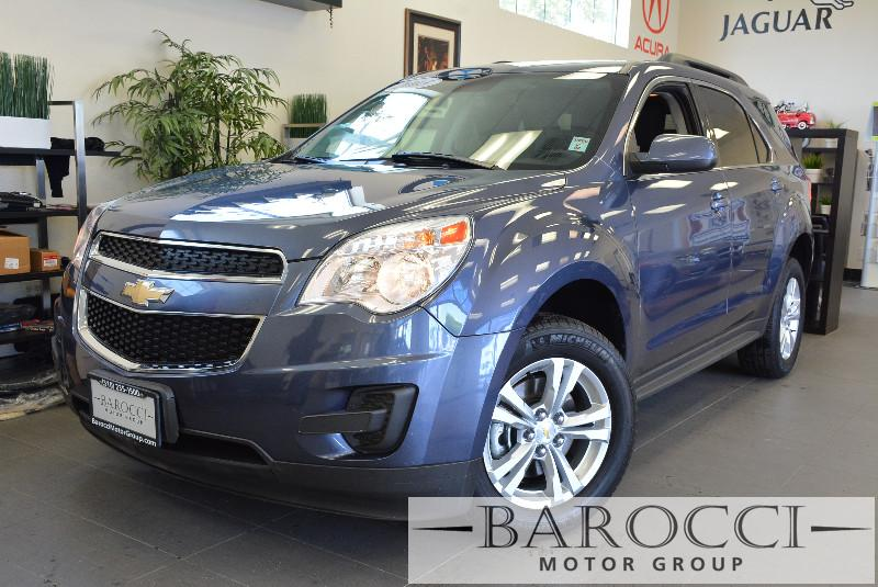 2013 Chevrolet Equinox LT AWD  4dr SUV w 1LT Automatic Blue Off White Beautiful AWD Equinox wi