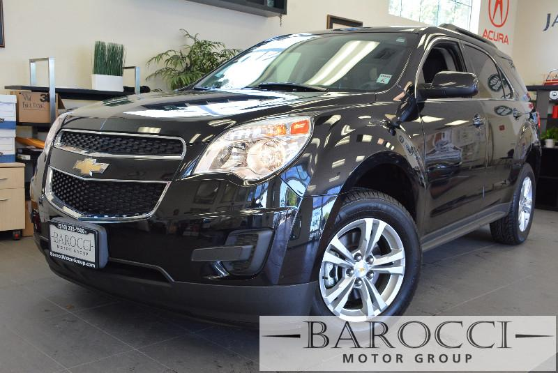 2013 Chevrolet Equinox LT 4dr SUV w 1LT 6 Speed Auto Black Door handle color body-color Front