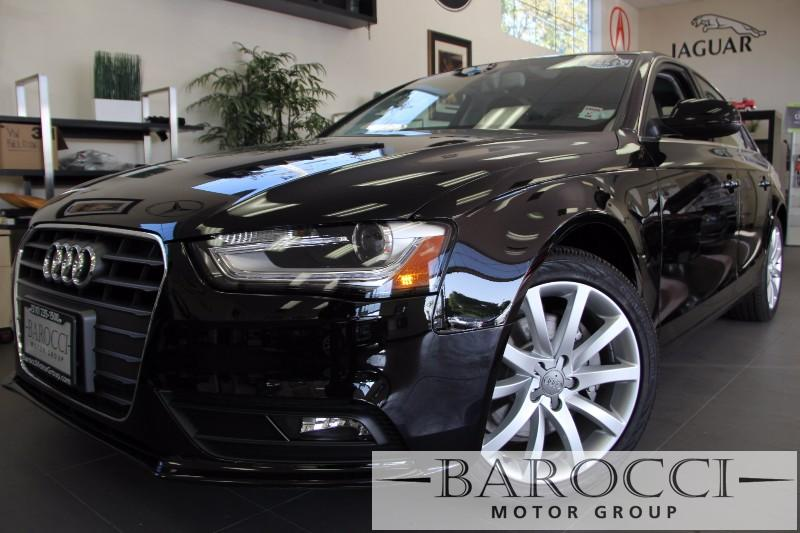 2013 Audi A4 20T Quattro Premium plus 4dr Automatic Black Black Beautiful Audi A4 premium plus