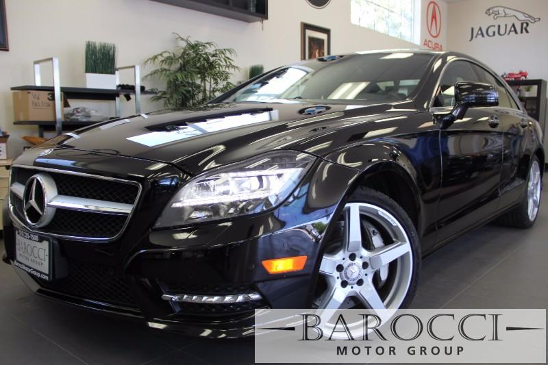 2014 MERCEDES CLS-Class CLS550 4dr Sedan Automatic Black Black This is a beautiful CLS that sti