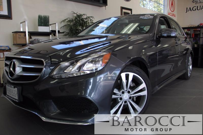 2014 MERCEDES E-Class E350 Sport 4dr Sedan Automatic Gray Gray Comes with the Premium Harman Ka
