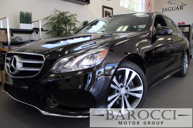 2014 MERCEDES E-Class E350 Sport 4dr Sedan Automatic Black Black Comes with the Premium Harman