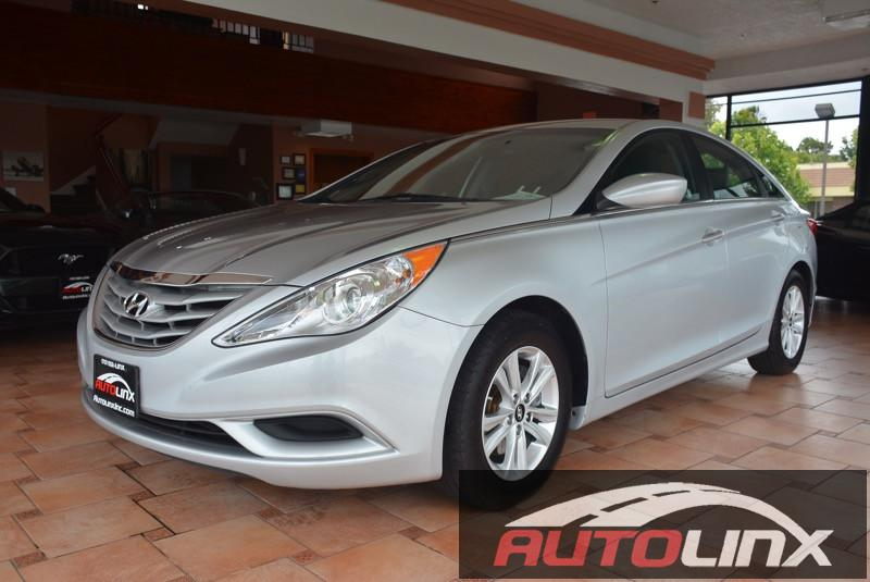 2013 Hyundai Sonata GLS Auto 6-Speed Manual Silver Gray Gray Silver Bullet Dont let the miles