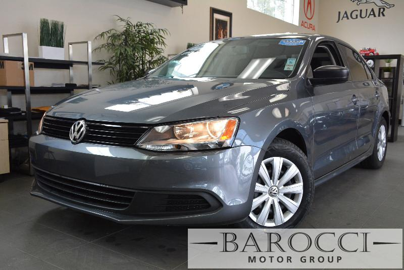 2014 Volkswagen Jetta S 4dr Sedan 6A 6 Speed Auto Gray Child Safety Door Locks Power Door Locks