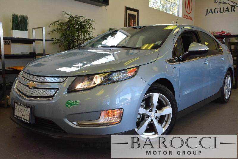 2013 Chevrolet Volt Base 4dr Hatchback Automatic Blue Charcoal Beautiful Volt on special comes