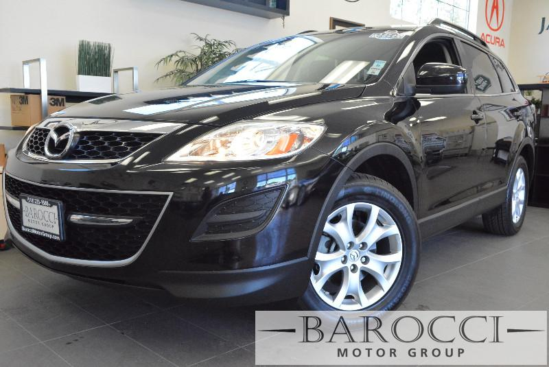 2012 Mazda CX-9 Sport 4dr SUV 6 Speed Auto Black Black This is a fantastic CX9 just off of leas