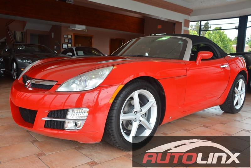 2007 Saturn Sky Base 5-Speed Automatic  Red Black Your satisfaction is our business Call ASAP