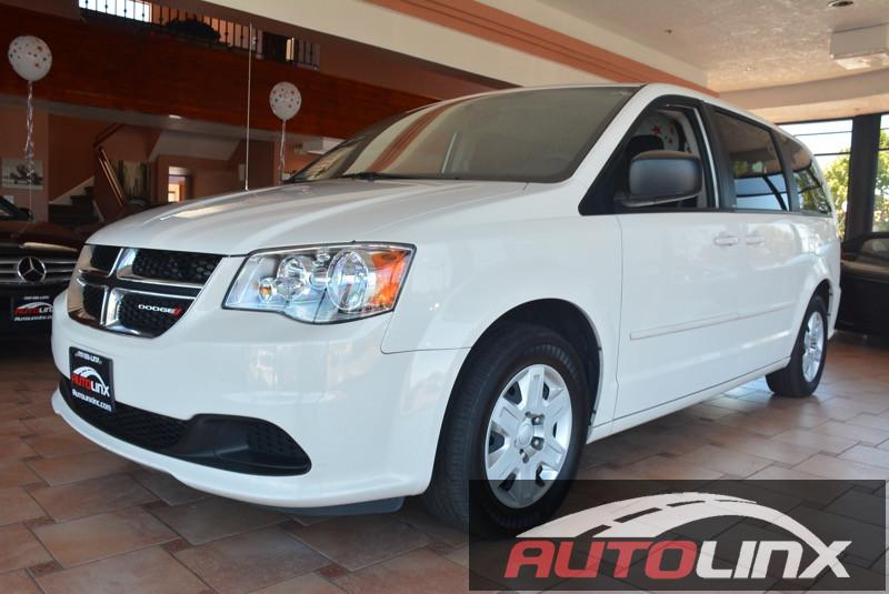 2012 Dodge Grand-Caravan SE 6-Speed Automatic NA Dont let the miles fool you Call ASAP Confus