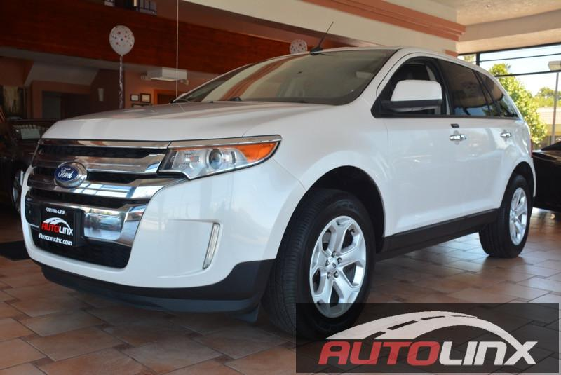 2011 Ford Edge SEL FWD 6-Speed Automatic White Ready to roll Hurry in Tired of the same uninte