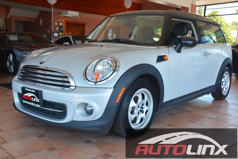 2014 Mini Clubman wgn 6-Speed Automatic  Silver Silver Bullet STOP Read this If you are looki
