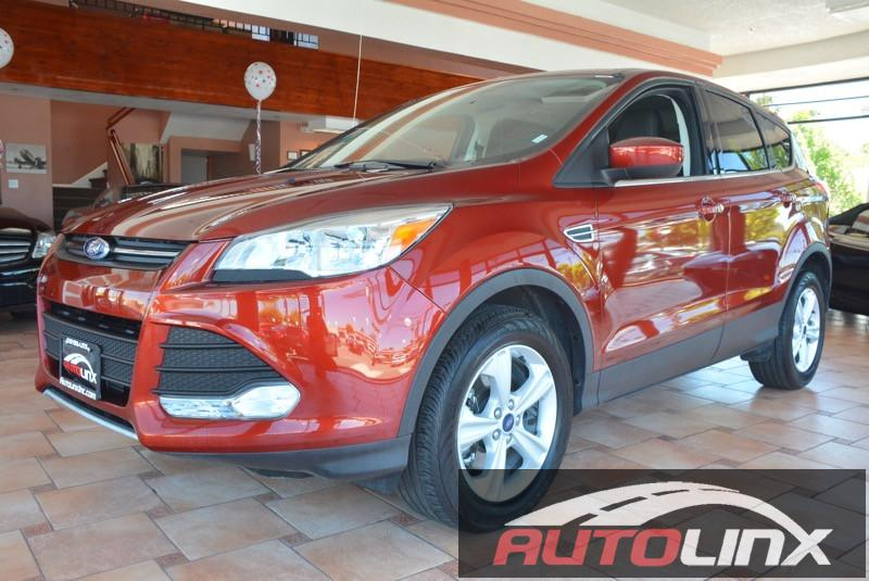 2016 Ford Escape SE Automatic Orange Turbo Dont wait another minute Want to save some money  G