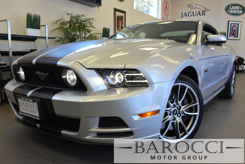 2014 Ford Mustang GT 2dr Coupe  6-Speed Manual Silver Power Door Locks Vehicle Anti-Theft ABS