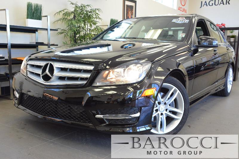 2014 MERCEDES C-Class C250 4dr Sedan 7 Speed Auto Black Child Safety Door Locks Power Door Lock