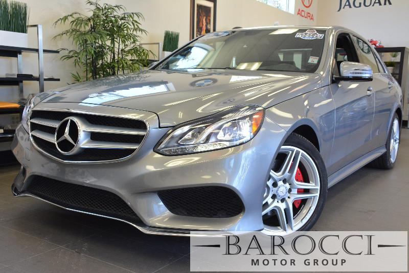 2014 MERCEDES E-Class E350 4dr Sedan 7 Speed Auto Silver Comes with the Premium Harman Kardon So