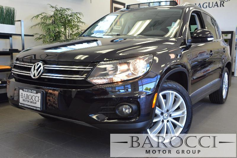 2013 Volkswagen Tiguan 20 TSI SE 4dr SUV 6 Speed Auto Black Black This is a beautiful vehicle