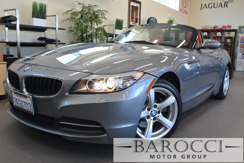 2012 BMW Z4 sDrive28i 2dr Convertible Automatic Gray ABS Air Conditioning Alarm Alloy Wheels