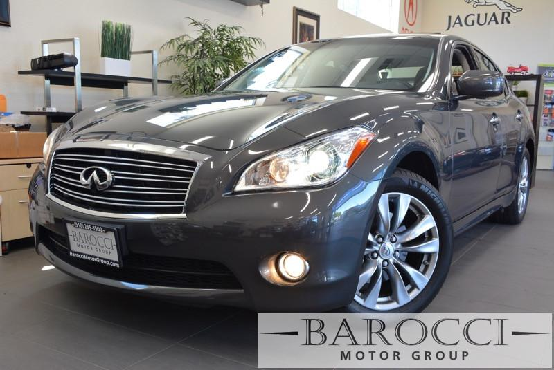 2013 Infiniti M37 Base 4dr Sedan 7 Speed Auto Charcoal ABS Air Conditioning Alarm Alloy Wheel