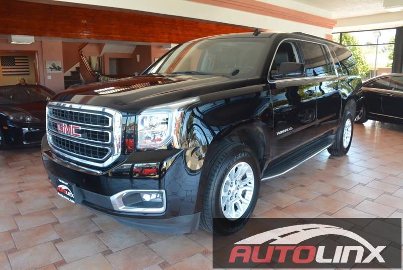 2015 GMC Yukon XL SLT 12 Ton 2WD 6-Speed Automatic Black Black Flex Fuel ATTENTION Looking