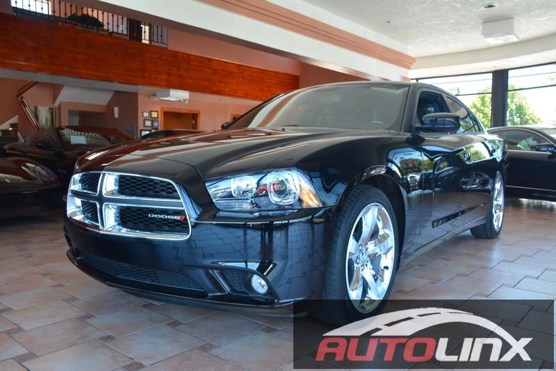 2013 Dodge Charger RT Automatic Black Black Black Youll NEVER pay too much at AutoLinx Inc D