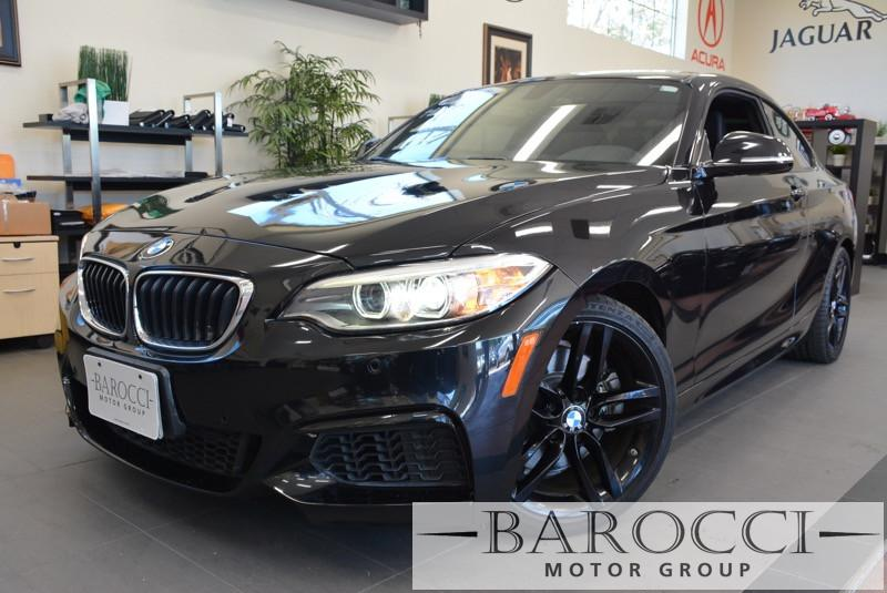 2014 BMW 2 Series 228i M PKGNavigation Automatic Black ABS Air Conditioning Alarm Alloy Whe