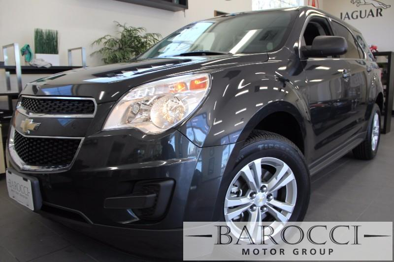 2014 Chevrolet Equinox LS 4dr SUV 6 Speed Auto Gray Black This is a beautiful vehicle in great