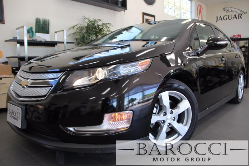 2014 Chevrolet Volt Premium 4dr Hatchback 1 Speed Auto Black Black This is a beautiful vehicle