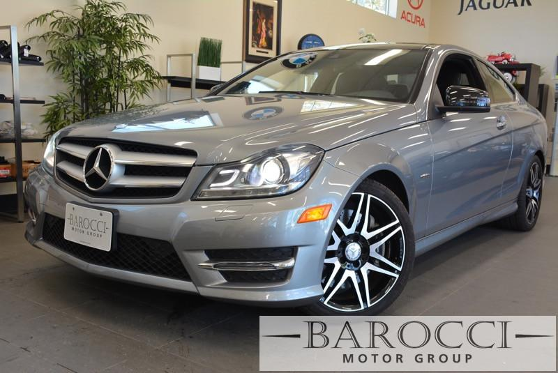 2013 MERCEDES C-ClassSport C250 2dr Coupe 7 Speed Auto Silver Power Door Locks Vehicle Anti-Th